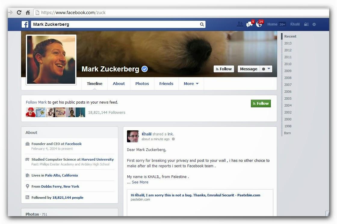 Facebook permitirá a sus usuarios revisar posteos antiguos en su muro.