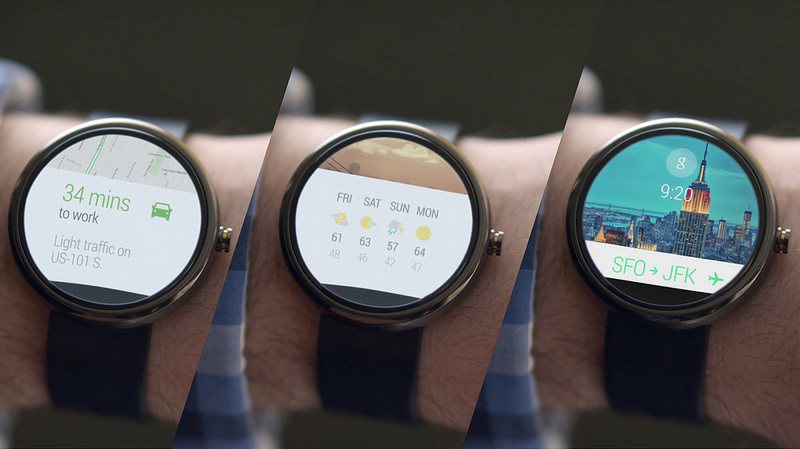 Samsung pretende que Orbis tenga una forma redonda y un cargador inalámbrico.