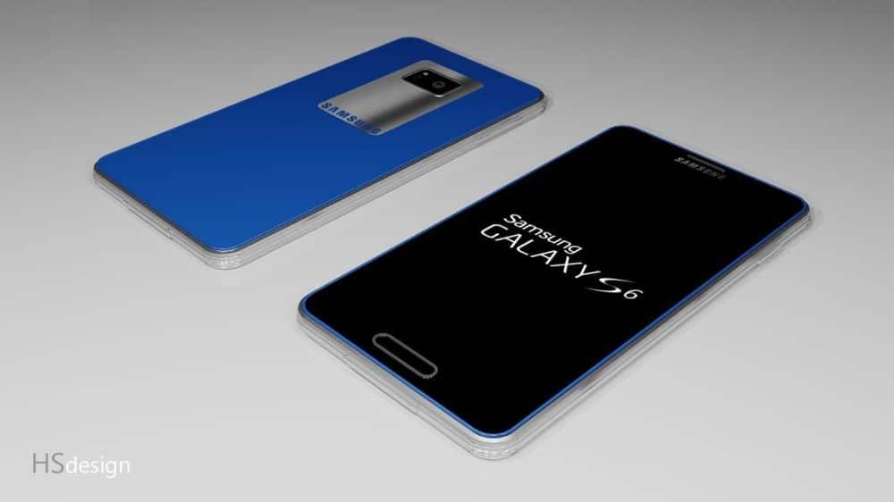 Foto referencial: Samsung está trabajando en que el Galaxy S6 esté fabricado de vidrio y metal.
