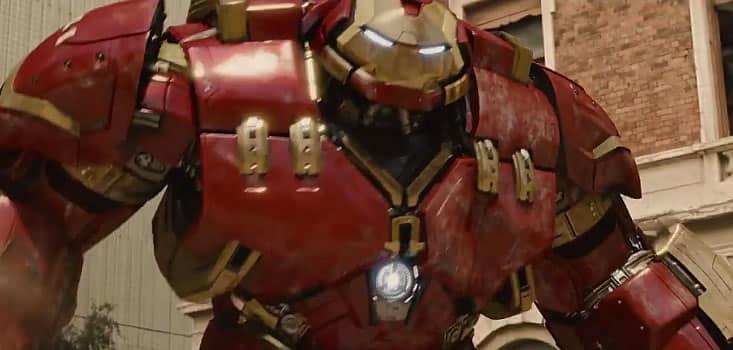 Hulkbuster se robará la atención en la próxima Avengers: Age of Ultron.