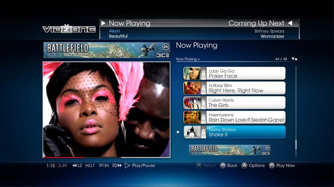 PlayStation Music: Sony expandirá PlayStation Network a una plataforma de música y video digital.