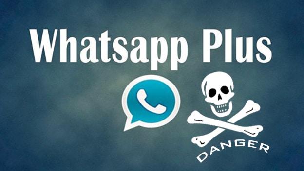 Según WhatsApp es posible que WhatsApp Plus comparta tu información con aplicaciones de terceros sin tu permiso.
