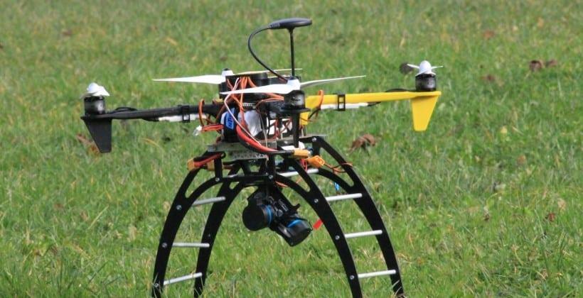 Los drones ahora contarán con Ubuntu Core como sistema operativo.