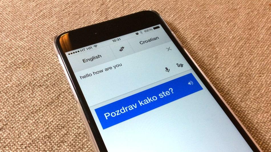 Google Translate ahora traducirá conversaciones de forma simultánea.