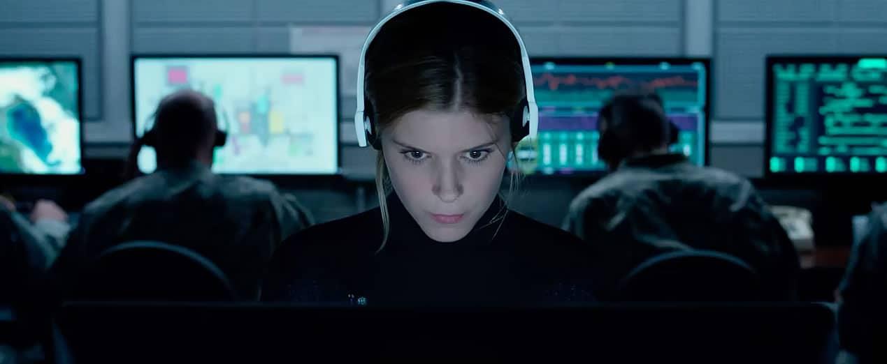 Kate Mara como Sue Storm en la nueva versión de Los 4 Fantásticos.