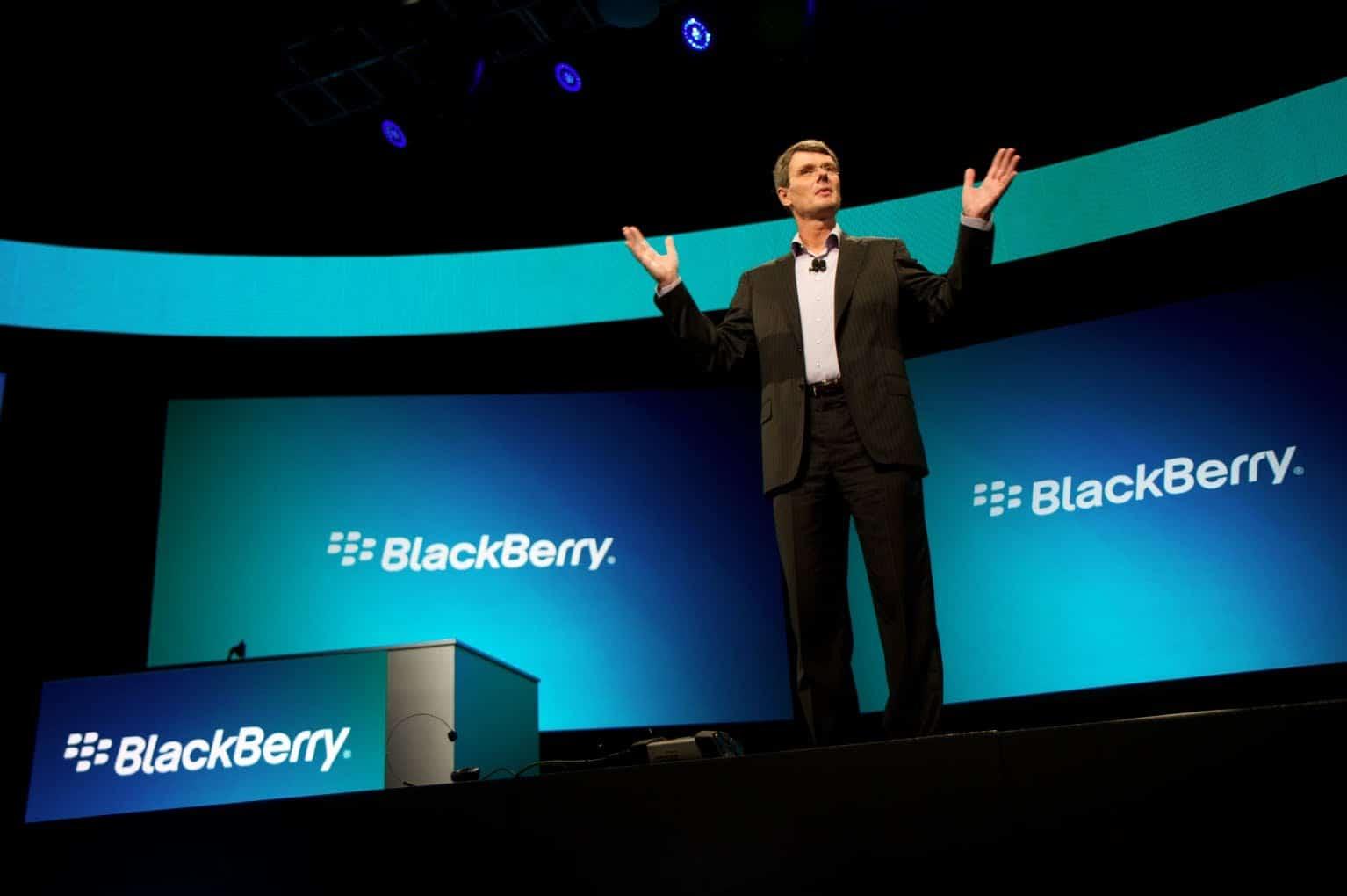Blackberry continúa siendo una compra atractiva para otras empresas, ahora es el caso de Samsung.
