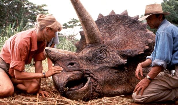 Películas como Jurassic Park, plantean sólo especulaciones de qué ruidos hacían los dinosaurios.
