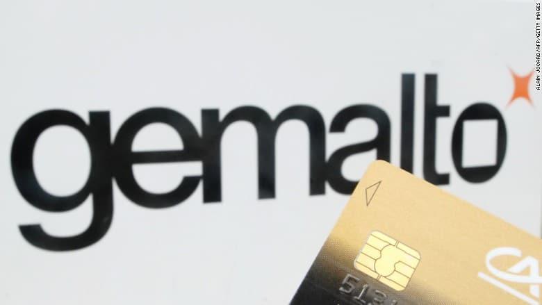Tarjetas SIM: Gemalto habría sido hackeada por el Reino Unido y Estados Unidos.