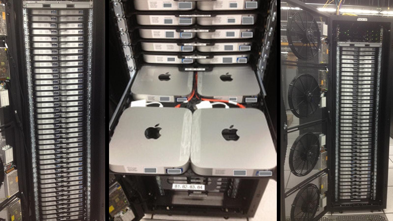 ERNC: Los centros de datos de Apple en Europa funcionarán solo con energías renovables.