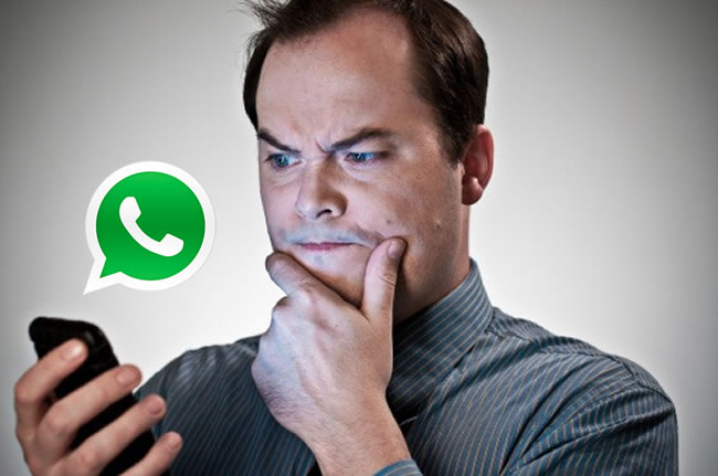 Se va preso 15 meses por enviar 469 mensajes de WhatsApp a su pareja
