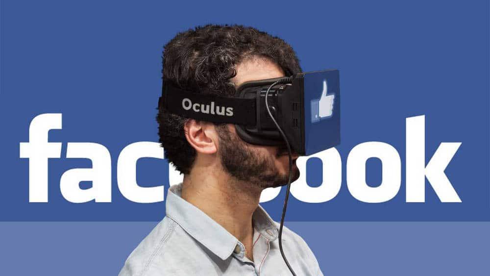 Facebook pretender ampliar la realidad virtual más allá de los videojuegos.