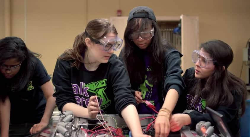 Entre 13 y 18 años es el límite de edad para participar del Google Science Fair.
