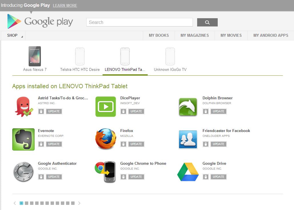 Enlaces patrocinados: Google Play Store ofrecerá a desarrolladores promocionar sus creaciones en la tienda de aplicaciones.
