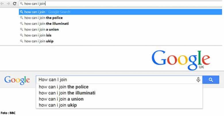 Google eliminó la posibilidad de que los usuarios busquen cómo unirse al Estado Islámico.