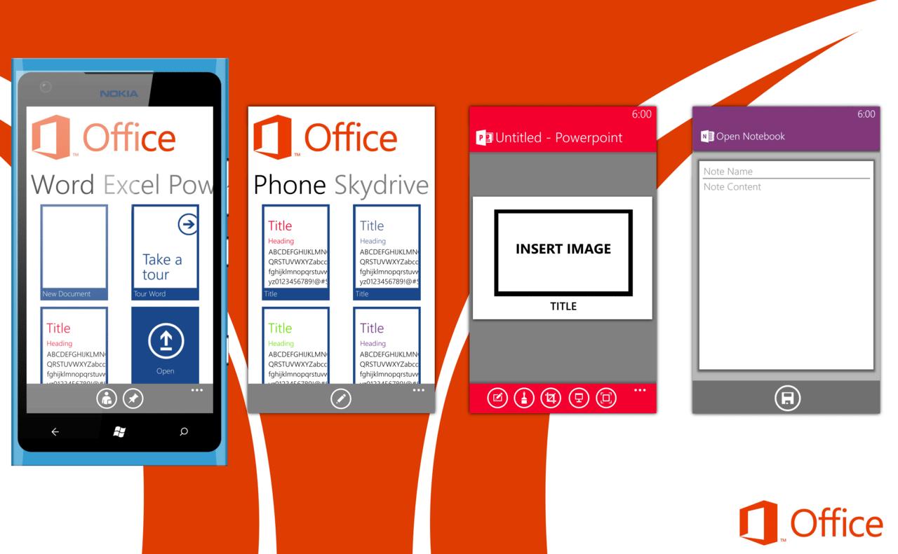 Office mobile podría tener en su próxima versión la inclusión de Cortana.