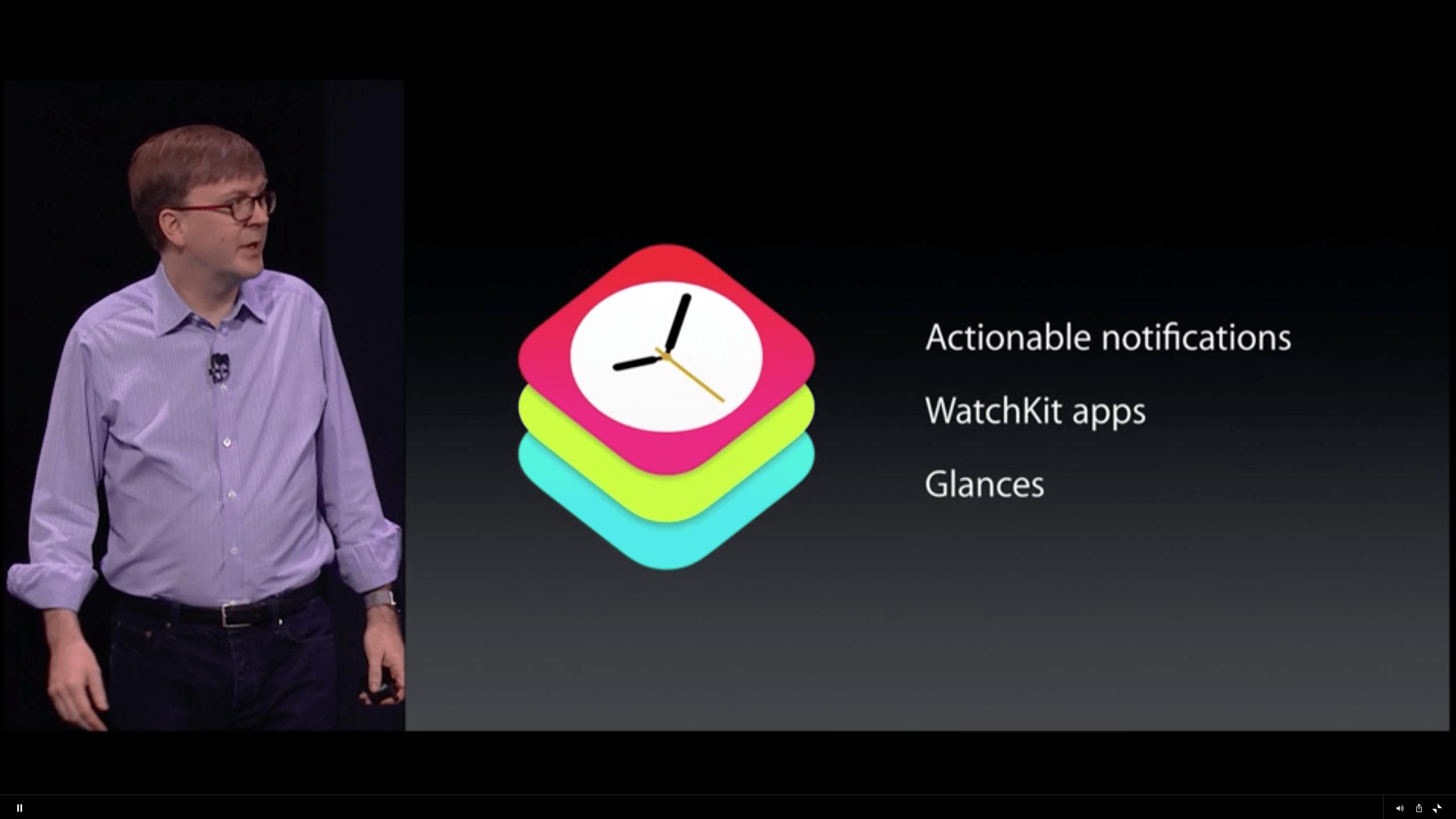 Desarrollo en WatchKit: Apple quiere que los desarrolladores se acostumbren a su reloj inteligente.