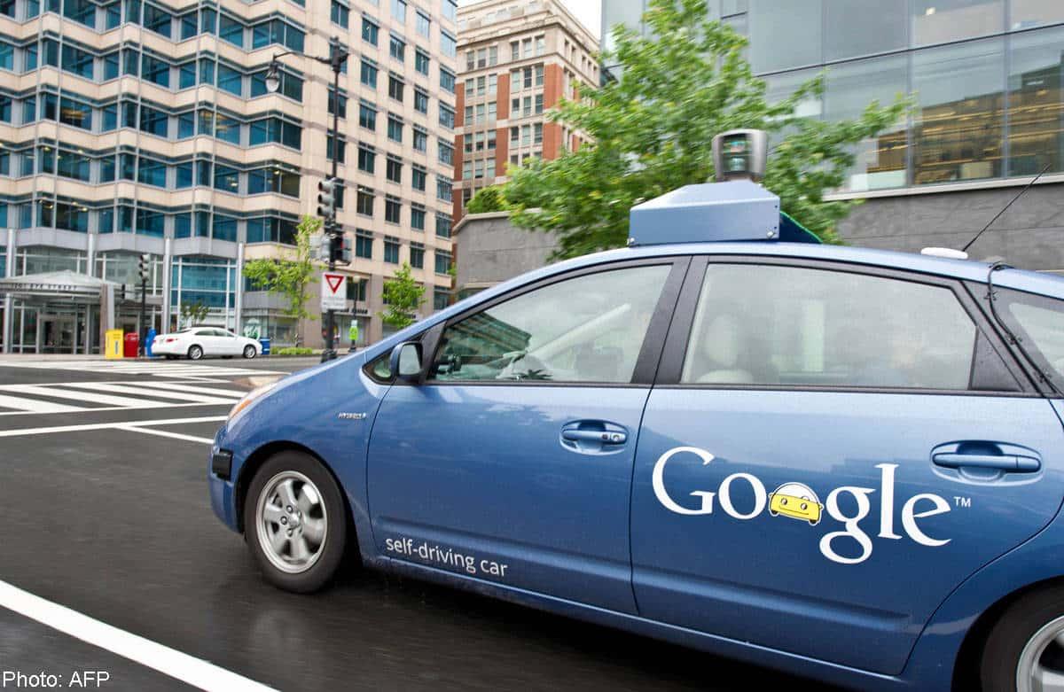 Google agregará un airbags especial para su automóvil autónomo.