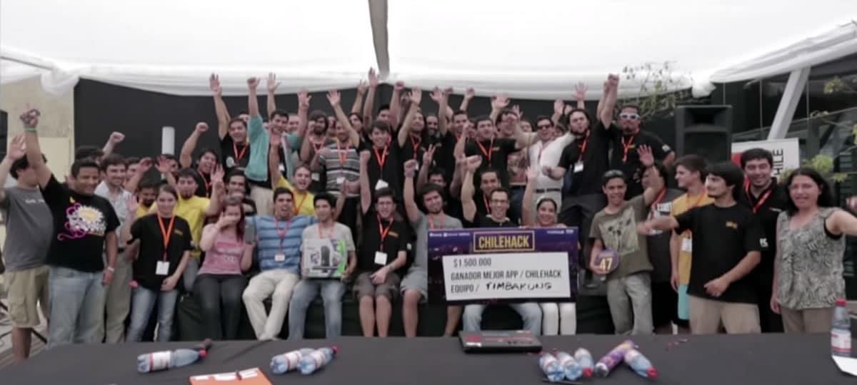 Los ganadores de Chilehack 2015 obtendrán 1 millón de pesos  y productos Microsoft.