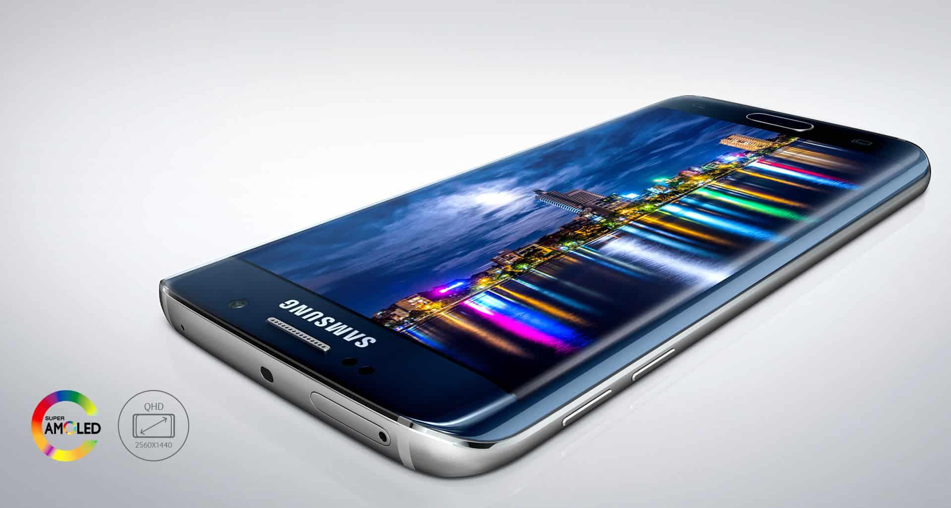 La venta oficial de los Galaxy S6 y S6 edge, está planeada para el 10 de abril.