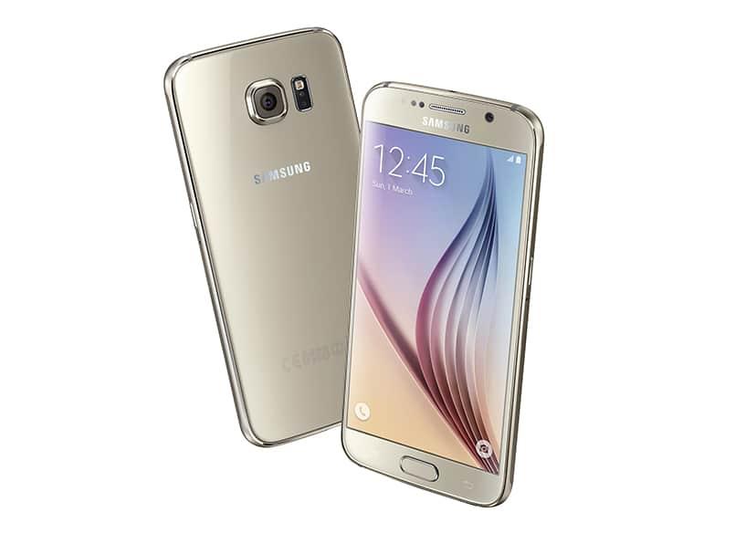 Galaxy S6 y S6 Edge estarán disponibles el 10 de abril en 20 países (inicialmente).