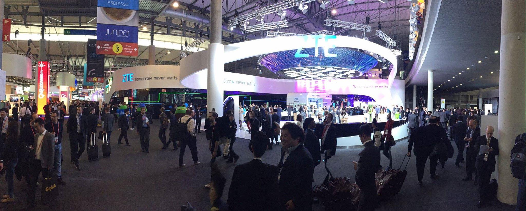 Mobile World Congress 2015.
