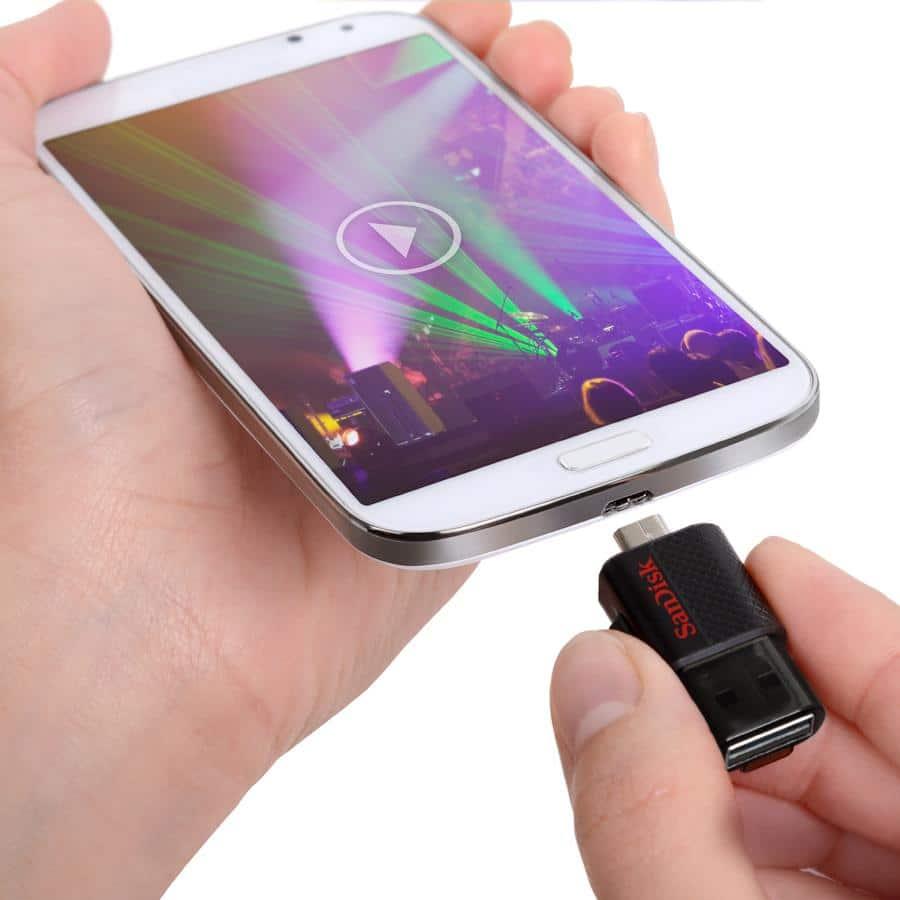 SanDisk Ultra Dual USB Drive 3.0.