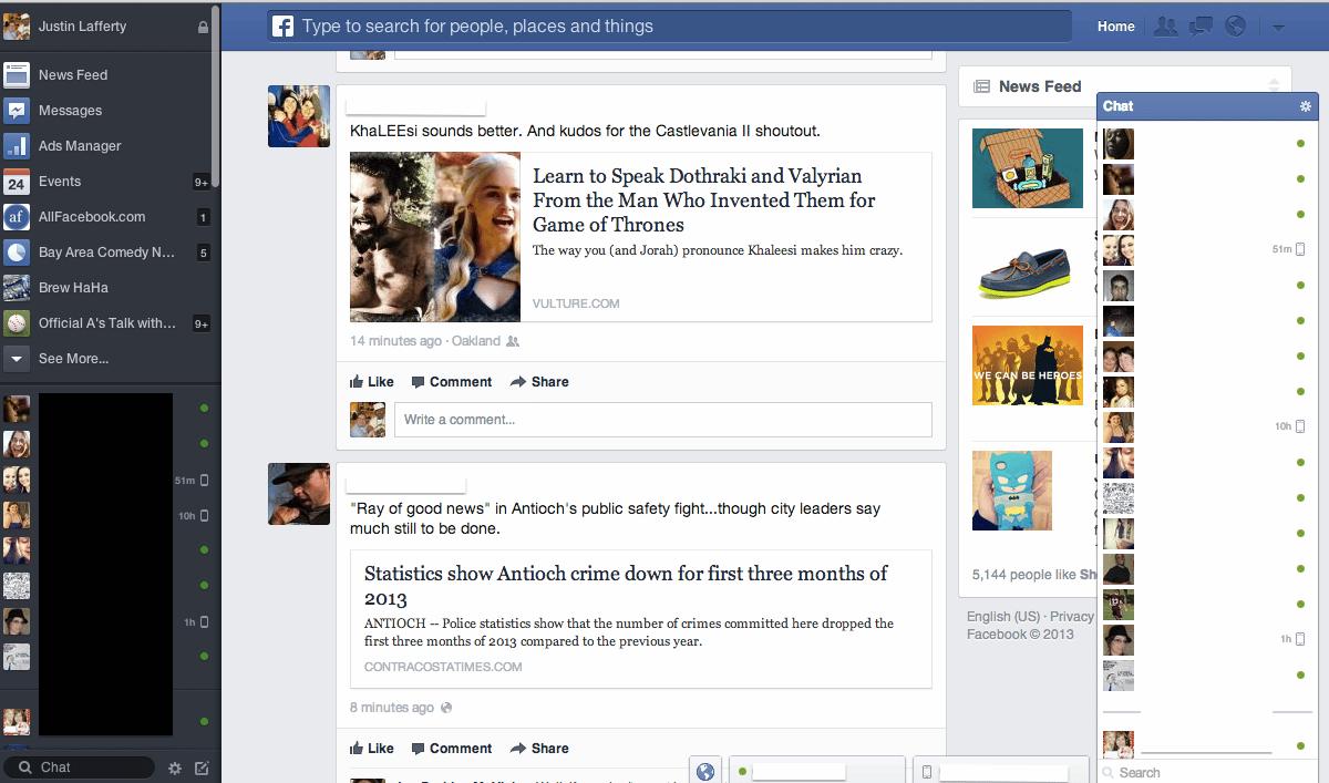 Facebook quiere mejorar experiencia de los usuarios, alojando noticias en su plataforma.