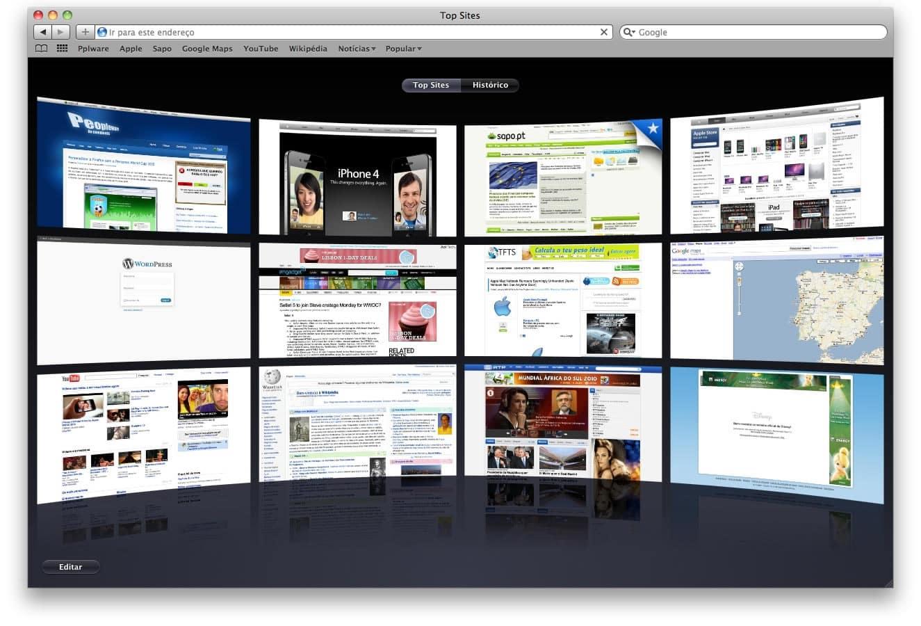 Safari es el principal navegador que tiene Freak en su encriptación.