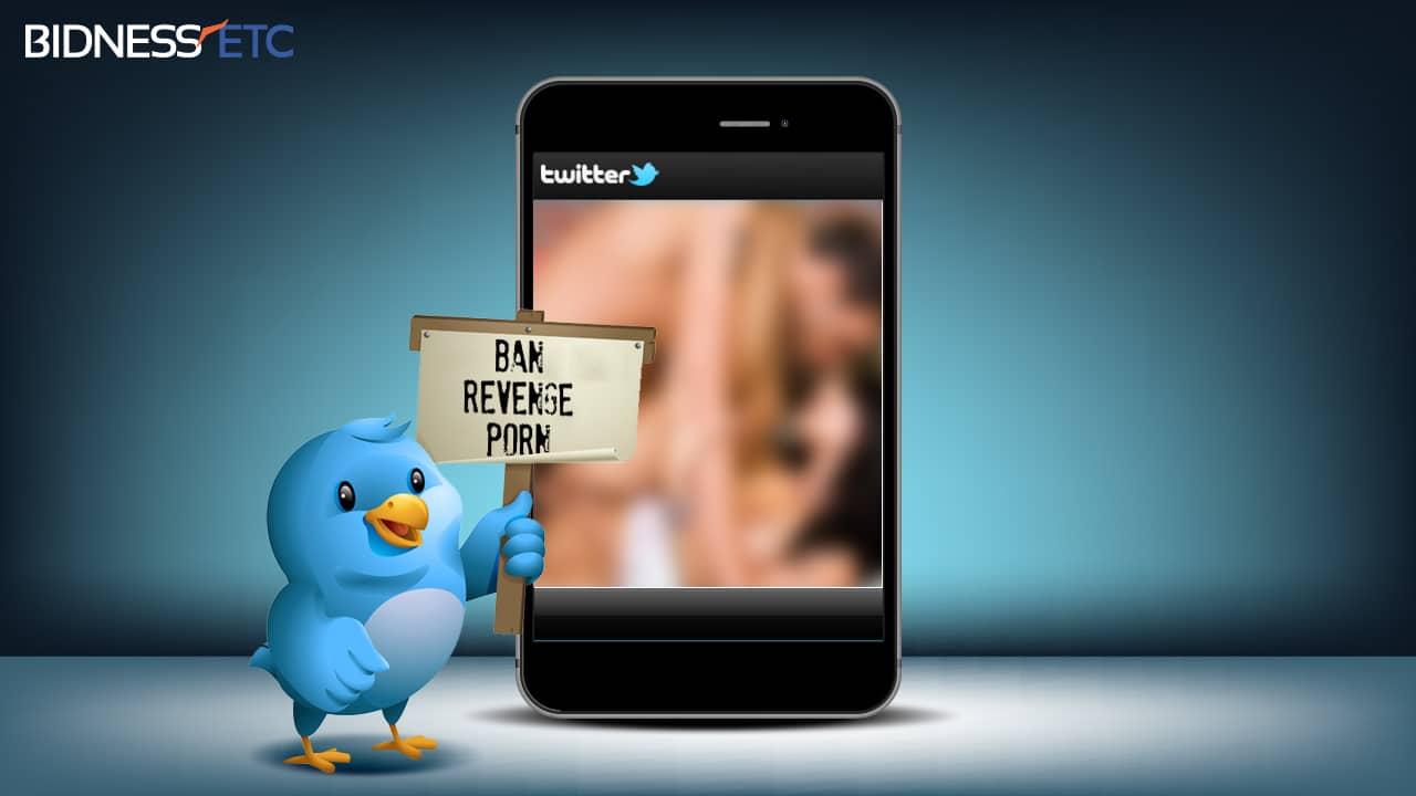 Twitter cambió sus términos de servicio para evitar el porno por venganza.