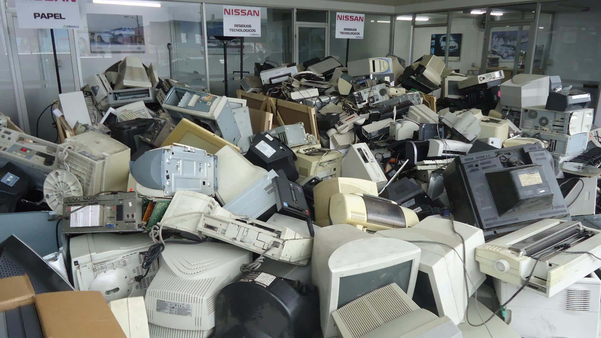 Chile lidera el ranking de producción de basura electrónica por habitante en América Latina.