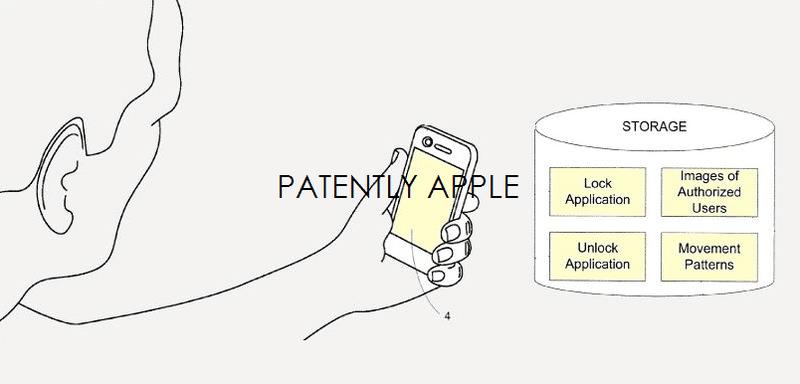 Apple patentó tecnología de  reconocimiento facial