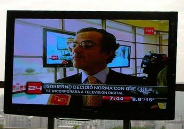 Canales chilenos de TV: Hace casi 6 años se escogió la normal de Televisión Digital en Chile.