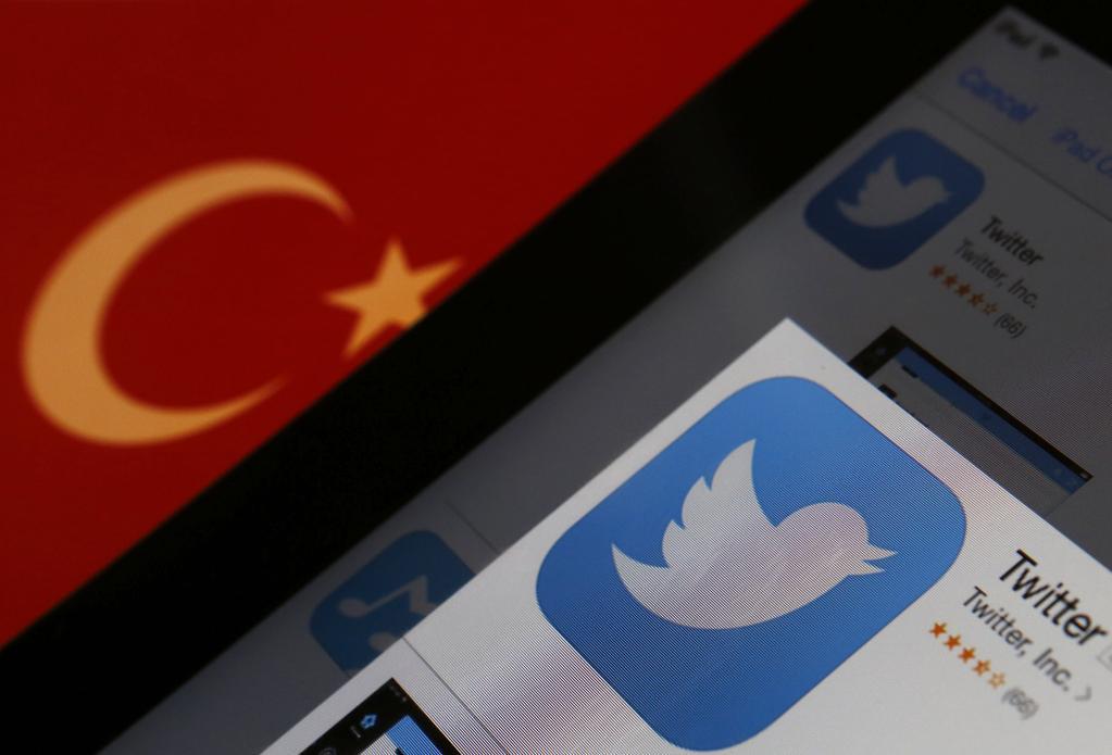 Twitter fue una de las 166 Web que el Gobierno de Turquía bloqueó.
