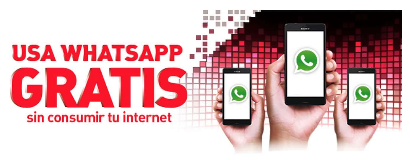 Varios operadores en Latinoamérica ofrecen esta promoción de WhatsApp gratis.