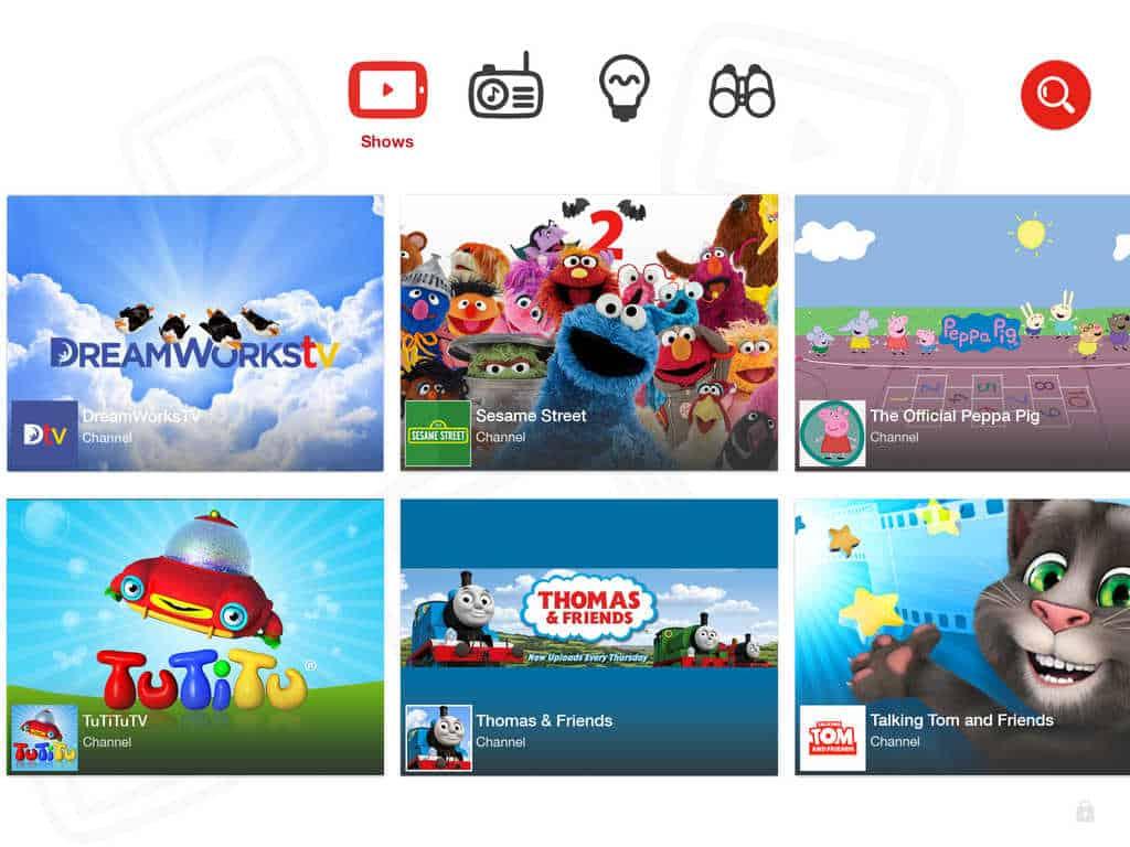 Youtube Kids ha sido acusado de sobreexponer a menores a gran cantidad de publicidad.