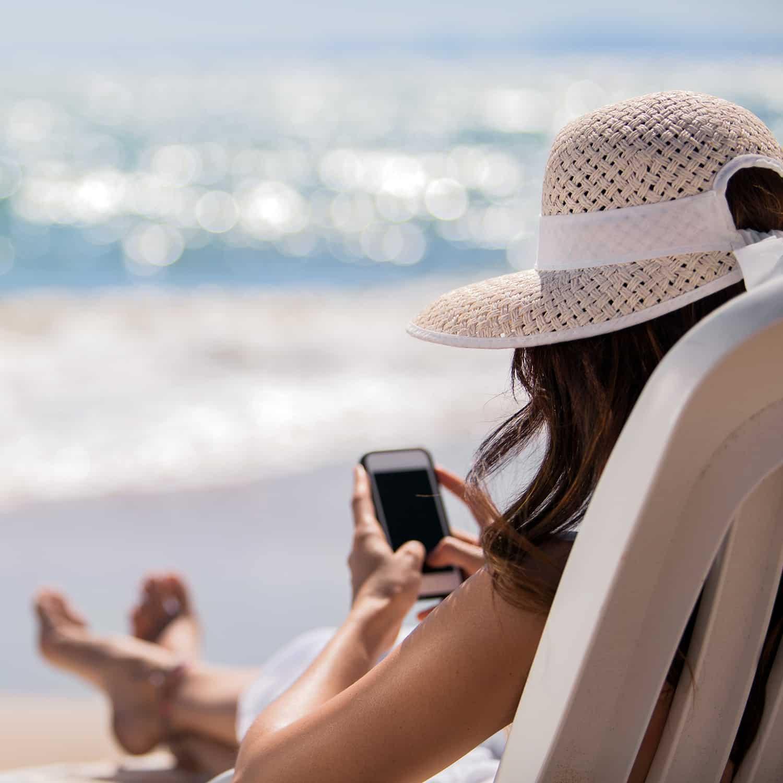 Roaming: Google quiere una operadora móvil más económica que no tenga caídas en verano, cuando aumenta el tráfico internacional.