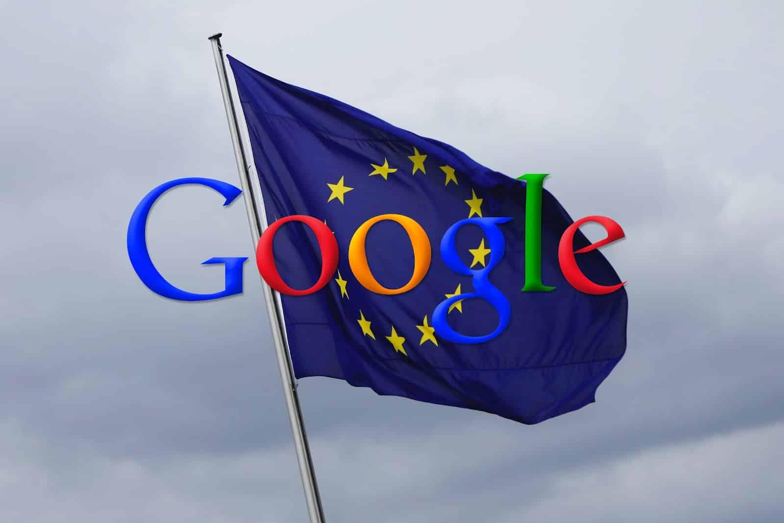 Unión Europea podría sancionar a Google por actitudes pro monopolio.
