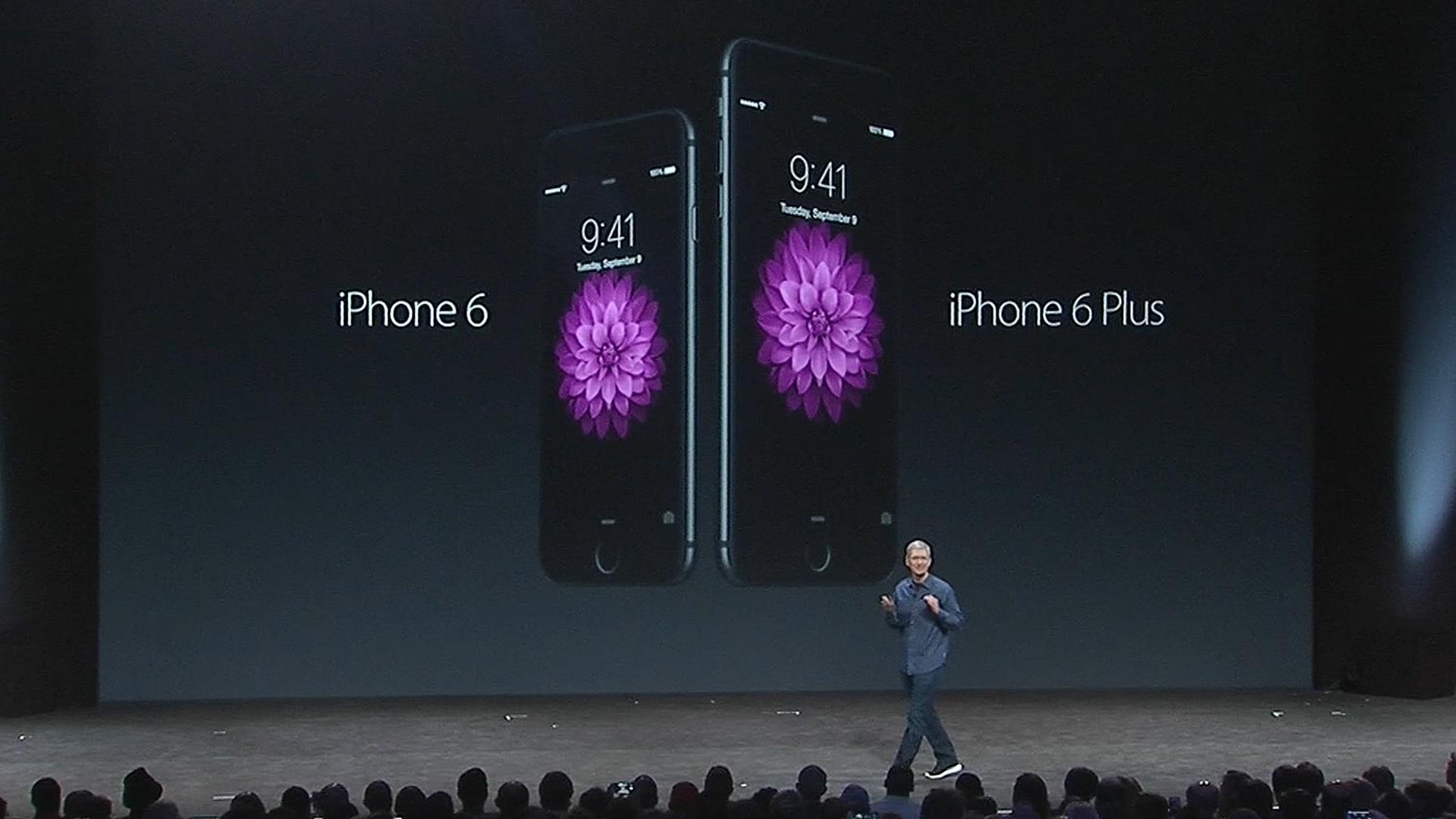 Apple consiguió importantes ganancias gracias a las ventas del iPhone 6 y iPhone 6 Plus.