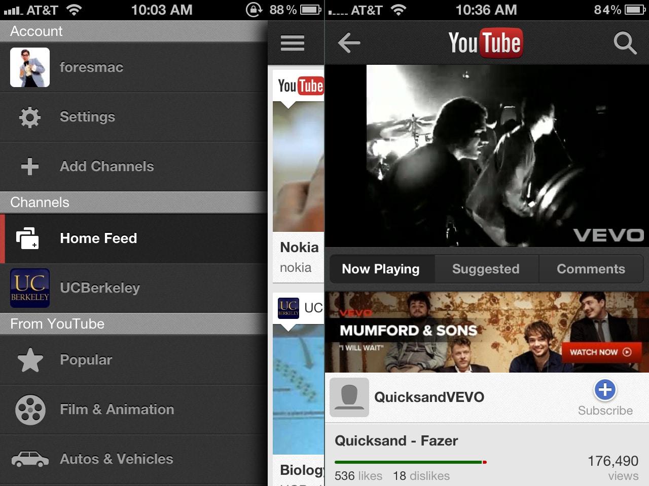 La última actualización de Youtube  hará que la aplicación dejé de funcionar en dispositivos antiguos.