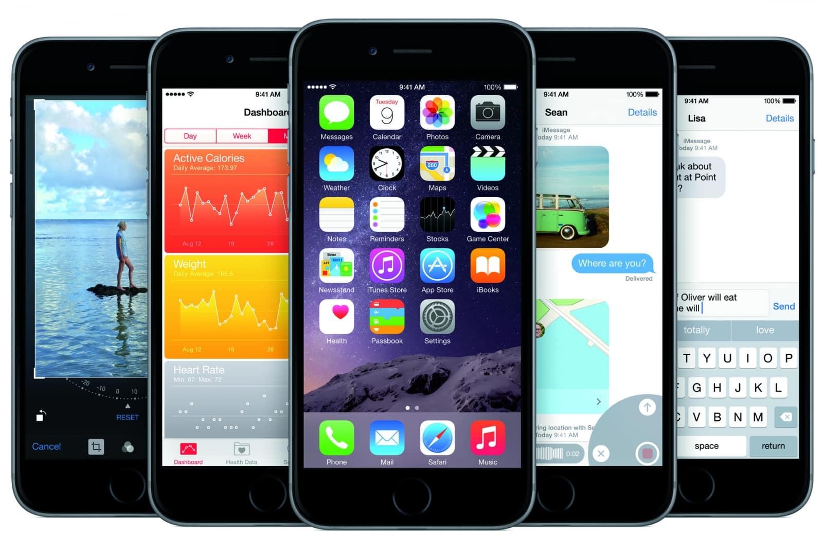 Darwin Nuke: Se recomienda actualizar los móviles con iOS 8 a iOS 8.3.