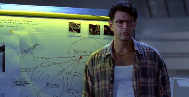 Jeff Goldblum, quien fue parte del reparto original, también estará para 'El día de la Independencia 2'.