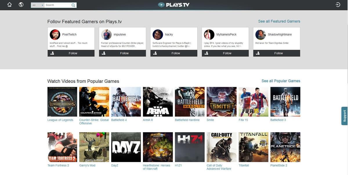 Con los nuevos 14 millones de dólares se espera la expansión de Plays.tv.