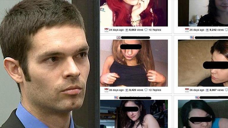Kevin Bollaert, como administrador de una Web de porno por venganza, deberá estar 18 años en la cárcel.