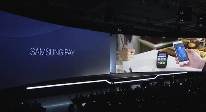 Samsung Pay fue presentado en la pasada Mobile World Congress 2015 en Barcelona.