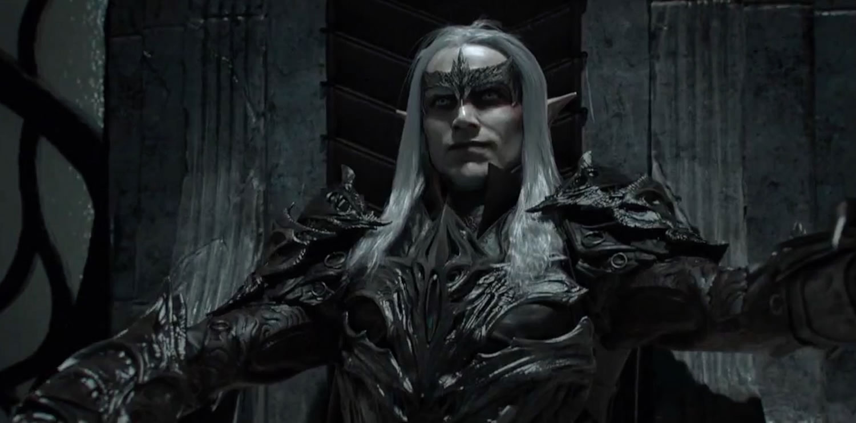 The Elder Scrolls Online: Tamriel Unlimited.