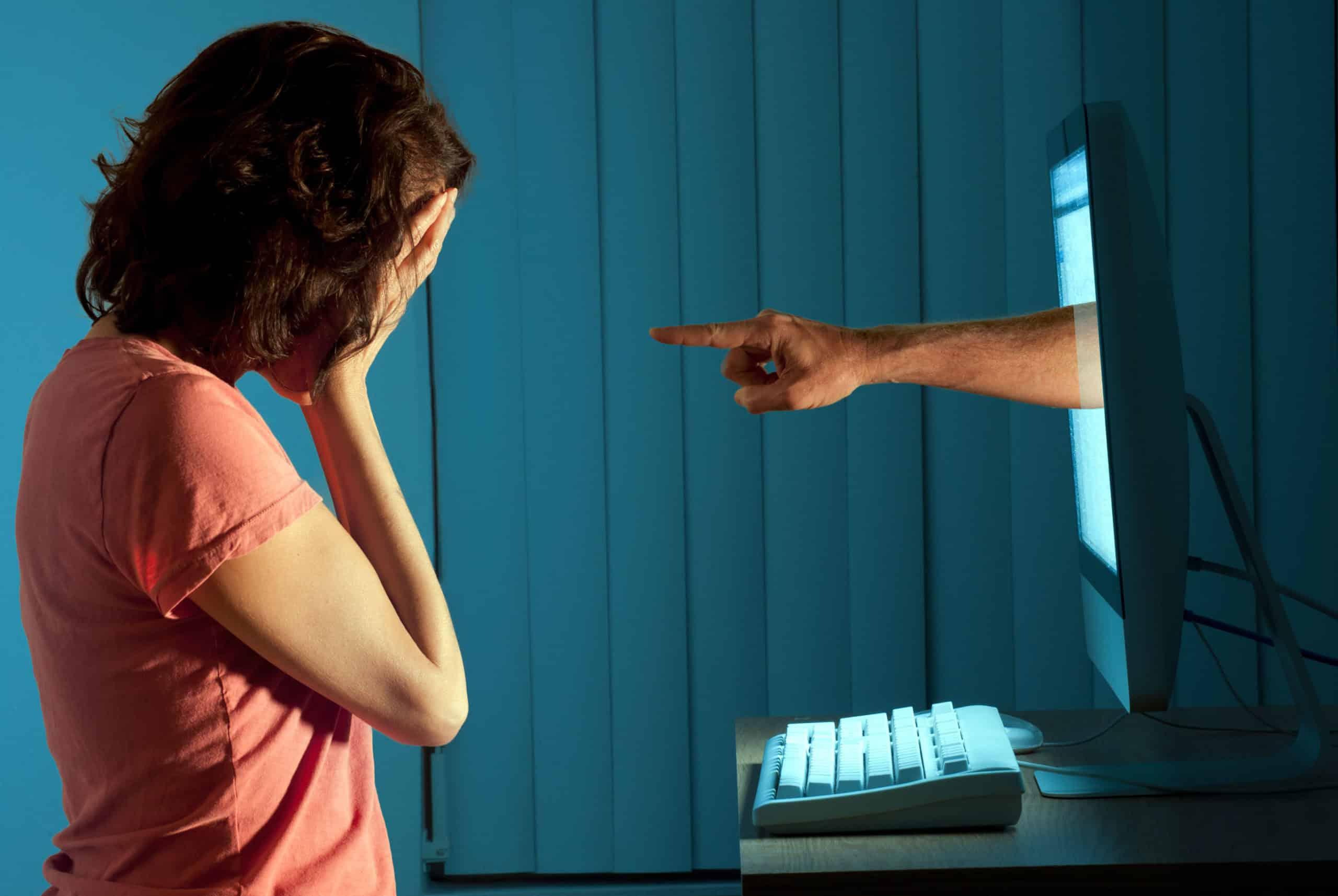 Uno de cinco adolescentes entre 12 y 15 años ha sido víctima de ciberacosos.