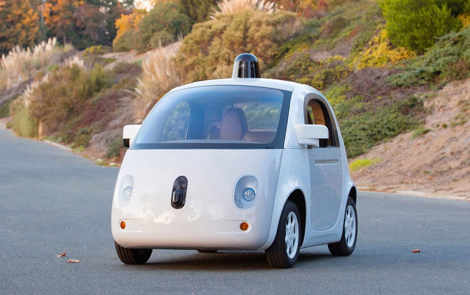 Google quiere mejorar los estándares de seguridad  de su automóvil autónomo con las pruebas.