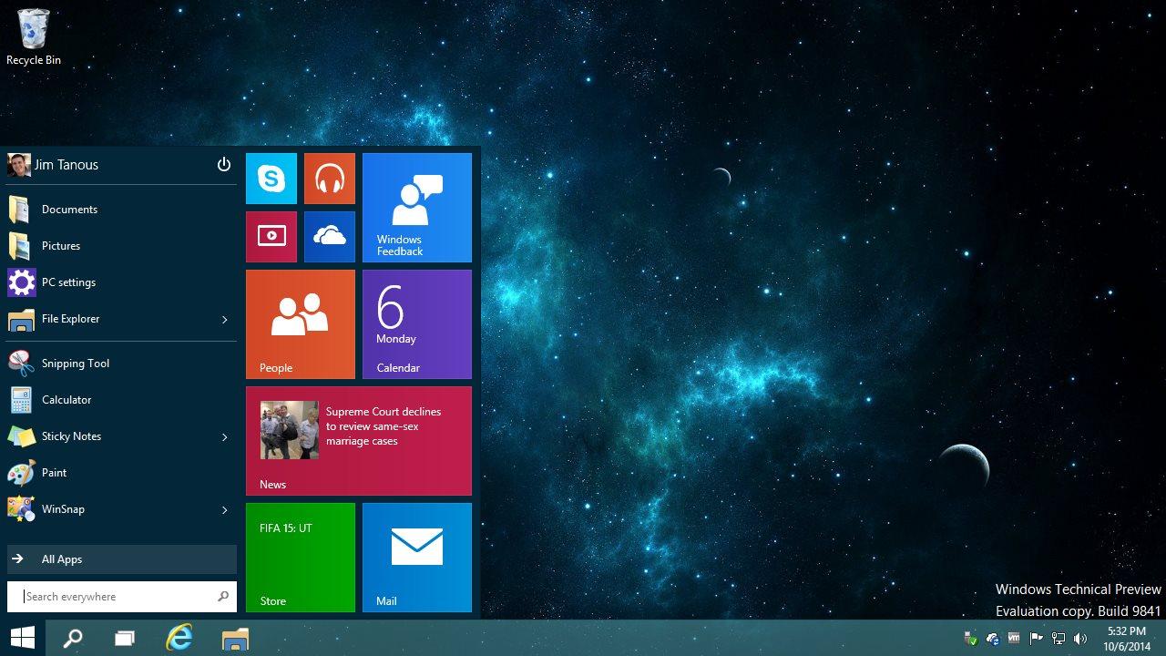 Microsoft aseguró que solo quienes tengan versiones legales podrán actualizar de forma gratuita Windows 10.