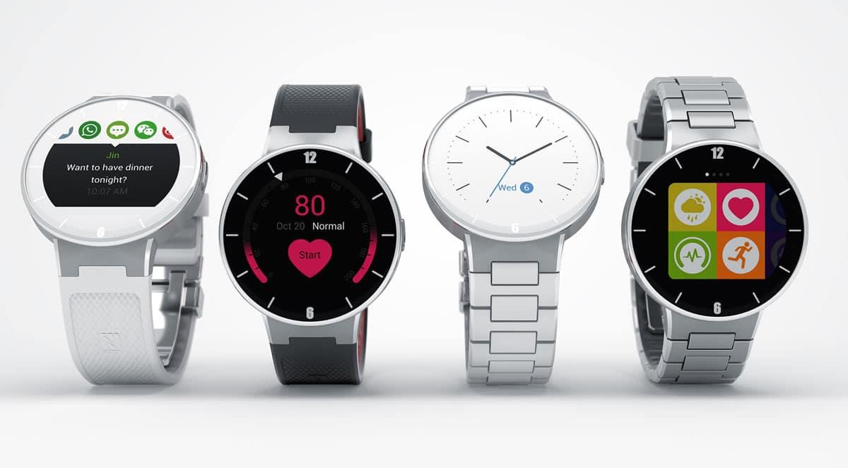 Alcatel Onetouch Watch.