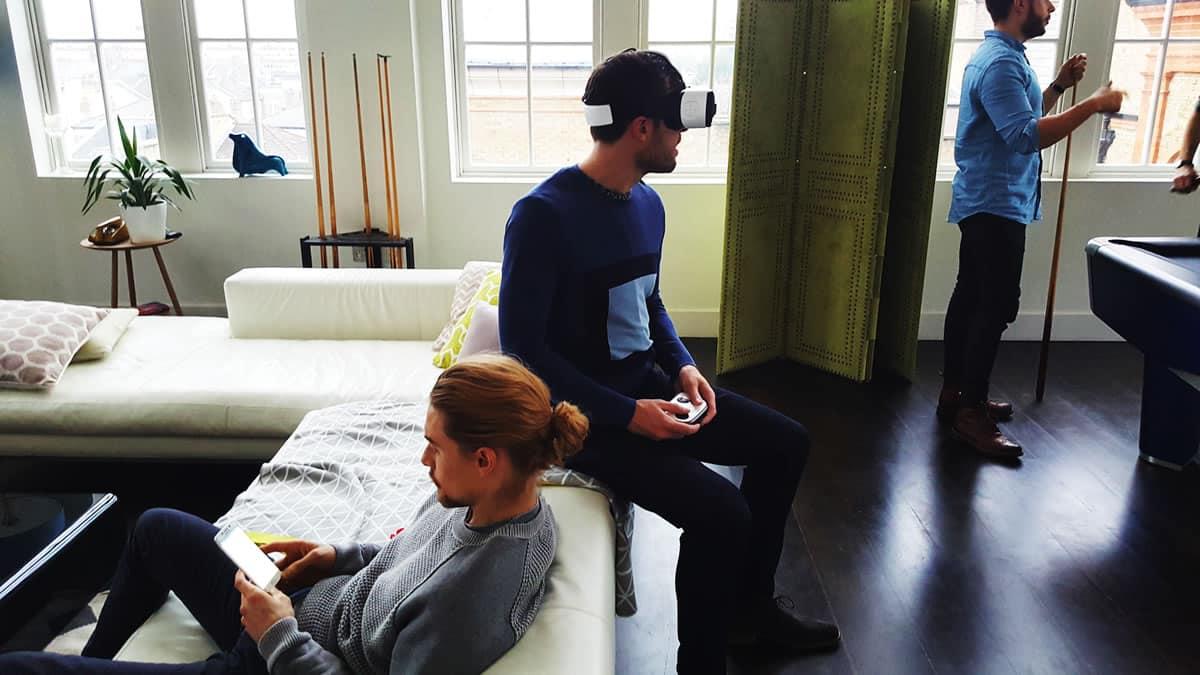 Samsung ofrecerá descuentos especiales por los Gear VR Innovator Edition.